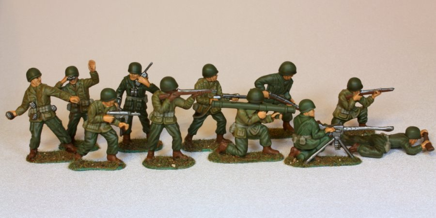 pictures of army men
