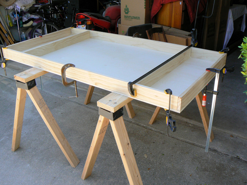 Table Top Construction